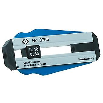 C.K. T3755 018 Wire stripper Suitable for FO cables 0.18 mm (max)