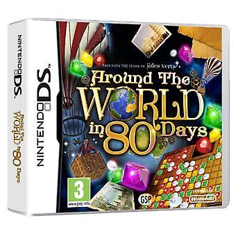 Rund um die Welt In 80 Tagen (Nintendo DS)