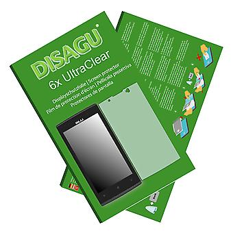 BLU win JR LTE display protector - Disagu Ultraklar protector