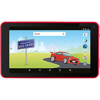 eStar MID7388RC Cars Themed Tablet with Pre-Loaded Games - 7 inch