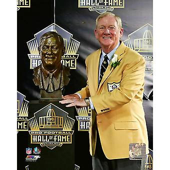 Bill Polian 2015 NFL Hall of Fame Induction Photo Print