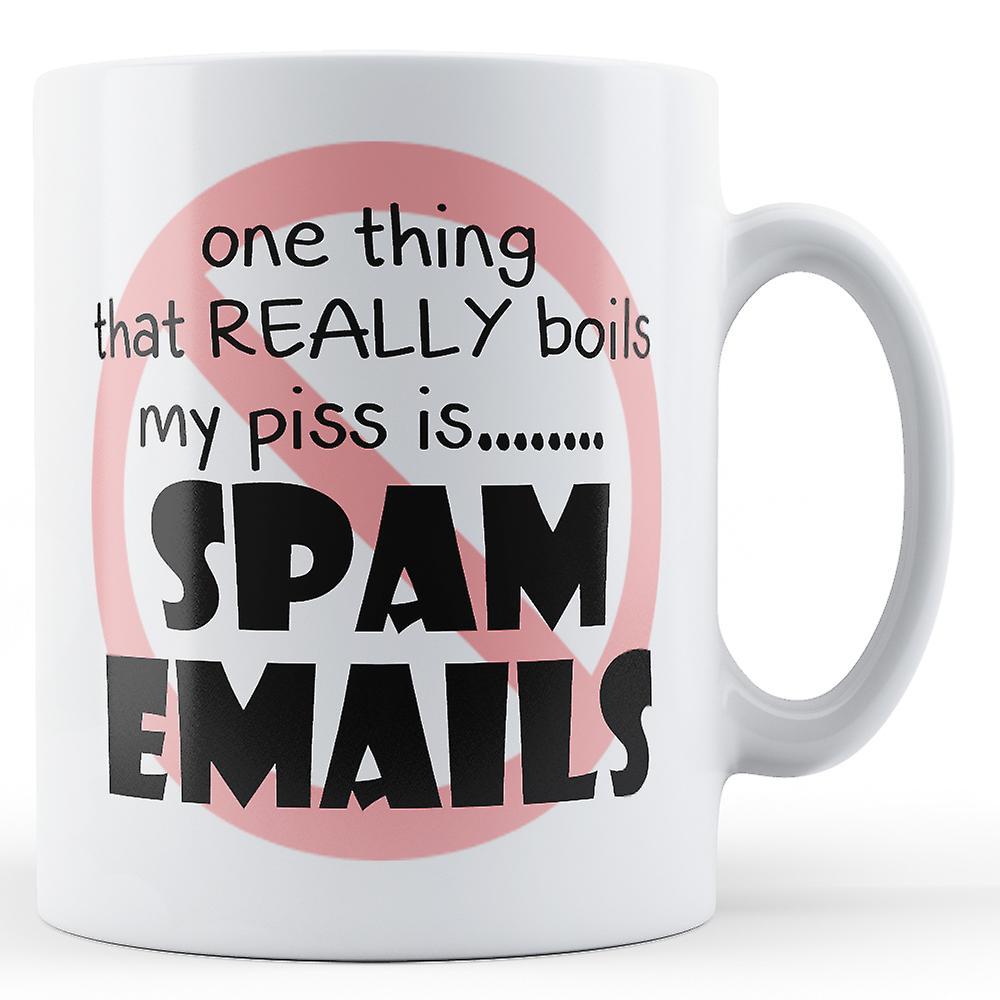 Spam Mug De Email Résume Mon Pisse JcTlFu3K15