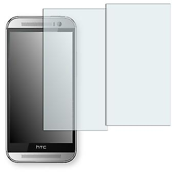 HTC one M8 2014 Developer Edition screen protector - Golebo crystal clear protection film