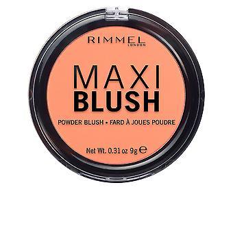 Rimmel London Maxi Blush Powder Blush #001-third Base 9 Gr For Women