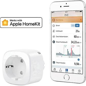 Eve home Energy EU Wireless socket Apple HomeKit
