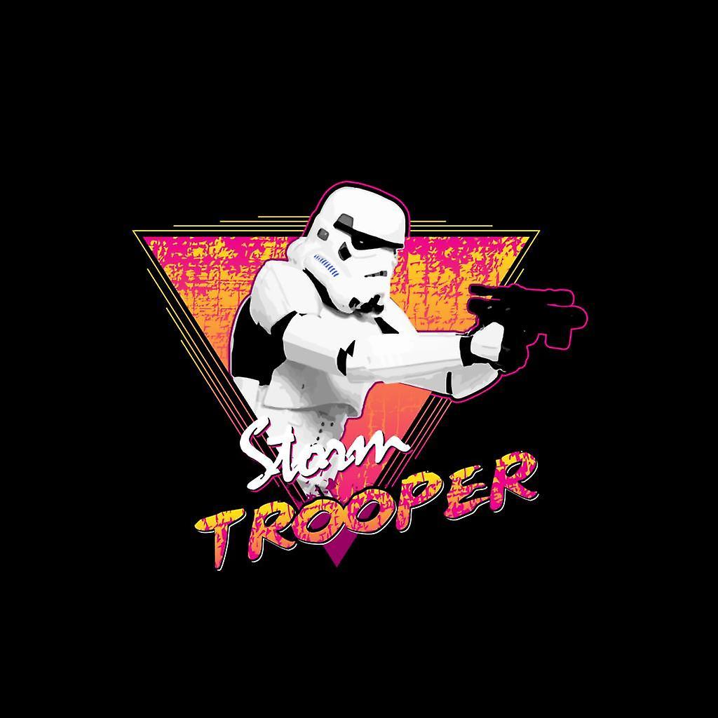 Original Stormtrooper Retro Wave 80s Kid's Varsity Jacket