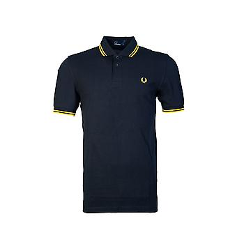 Fred Perry korte mouw Polo Shirt M3600