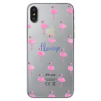 Flamingo - Iphone X/XS
