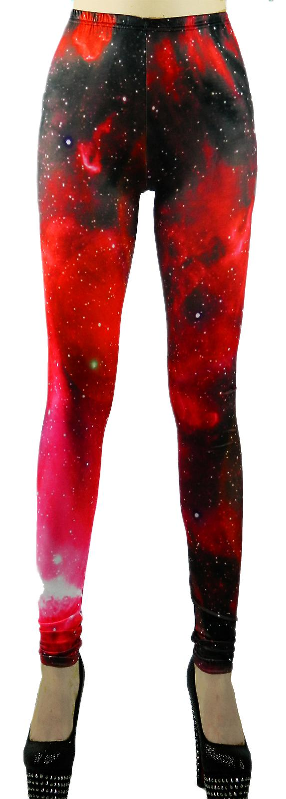 Waooh - Fashion - stampato Legging Galaxy