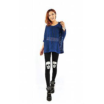 Waooh - Fashion - Legging skull motif