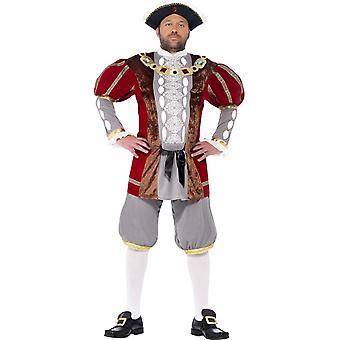 Henry VIII Deluxe kostuum, borst 46