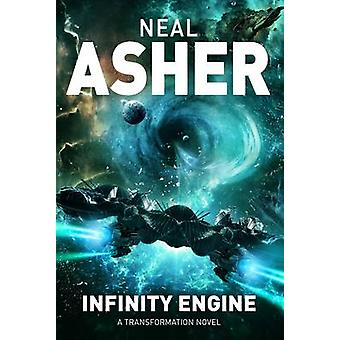 Infinity Engine by Neal Asher - 9780230750753 Book