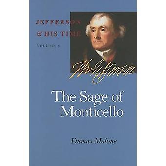 Il saggio di Monticello da Dumas Malone - 9780813923666 libro