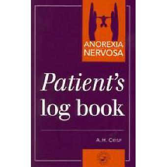 Anorexia Nervosa - livro de registro do paciente por r. H. Crisp - 9780863774072 B
