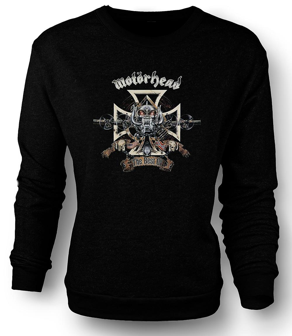 Mens Sweatshirt Motorhead - Best Of Rock Metal