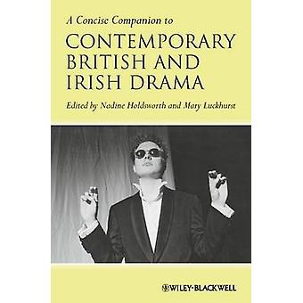 رفيق موجزة للدراما البريطانية والايرلندية المعاصرة من نادين