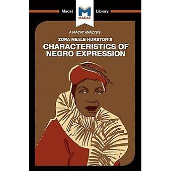Characteristics of Negro Expression by Mercedes Aguirre - 97819121281