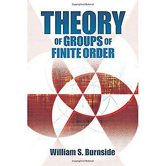 Theorie der Gruppen endlicher Ordnung