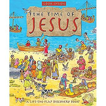 Look Inside the Time of Jesus (Lift-the-Flap Discovery Book) (Look Inside: a Lift-the-Flap Discovery Book)