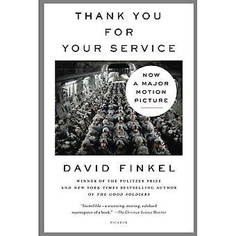 Je vous remercie pour votre Service