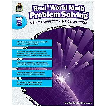 Real-World Math Problem Solving (Gr. 5)