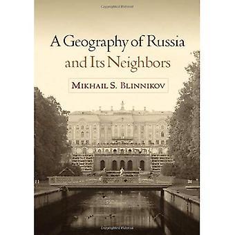 Een geografie van Rusland en zijn buren