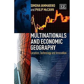 Geografia economica e multinazionali