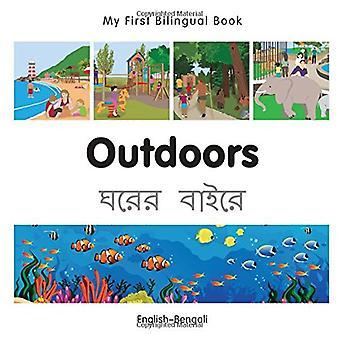 Min första tvåspråkiga bok - utomhus - Bengali-engelska