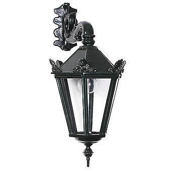 Nuova wandlamp hangend met kroontjes 65cm - groen