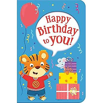 Happy Birthday to You! (Special Delivery Books) [Board book]