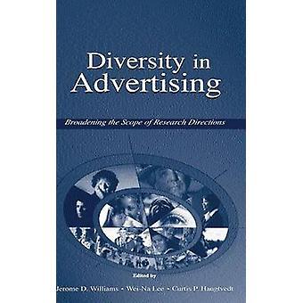 Diversità nella pubblicità ampliando il campo di direzioni di ricerca di Williams & Jerome D.