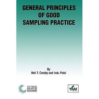 Algemene beginselen van goede Sampling praktijk RSC door Crosby & Neil T