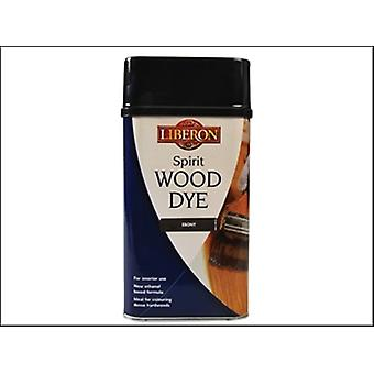 SPIRIT WOOD DYE EBONY 1 LITRE