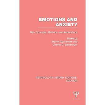 Känslor och ångest PLE känslor nya begrepp metoder och tillämpningar av Zuckerman & Marvin