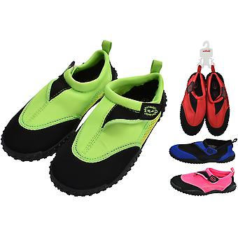 Nalu Aqua Shoes Size 6 Infant - 1 Pair Assorted Colours