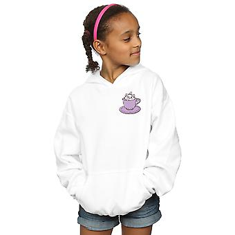 Disney Girls Aristocats Marie In Cup Breast Print Hoodie