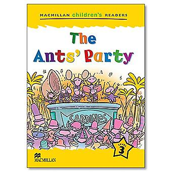 The Ant's Party: Level 3 (Macmillan Children's Readers (International))