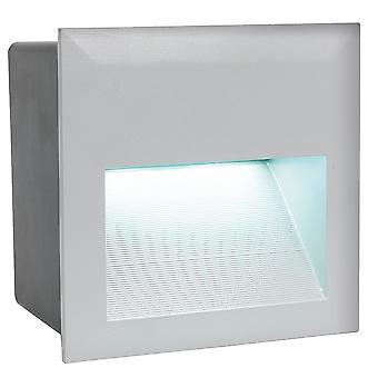 Eglo Zimba ydre LED Square forsænket væglampe