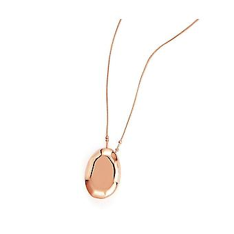Intrige dames/dames brede Boon ketting