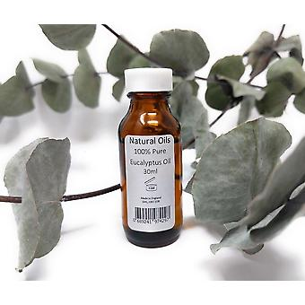 100% Natural Essential Pure eukalyptus öljy-30ML