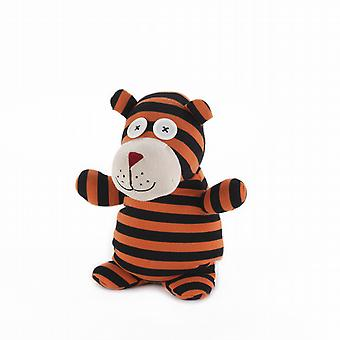 Intelex Socky Doll Fully Microwavable Toy: Teddy Tiger