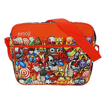 Children's Emoji Messenger Bag