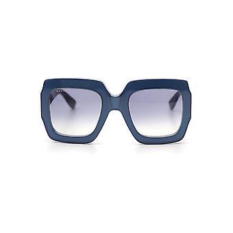 Gucci Blue Acetate Sunglasses
