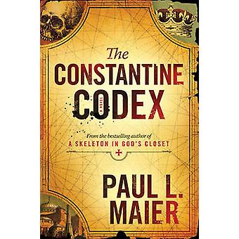 The Constantine Codex by Paul L Maier - 9781414337746 Book