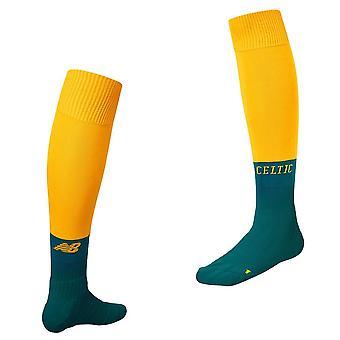 2019-2020 Celtic Away Socks (Yellow)