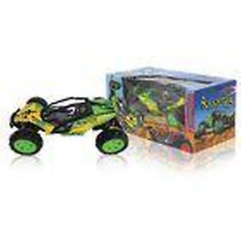 Jamara R/C Buggy Rupter RTR 2.4 GHz Control 1:14 Yellow Toy