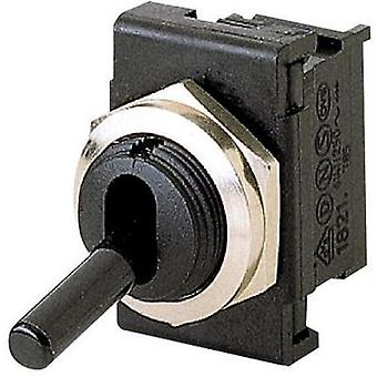 Toggle switch 250 Vac 6 A 1 x On/On Marquardt 1823.1101 IP40 latch 1 pc(s)