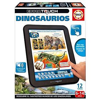 Educa Touch Dinosaurs (Toys , Educative And Creative , Science And Nature)