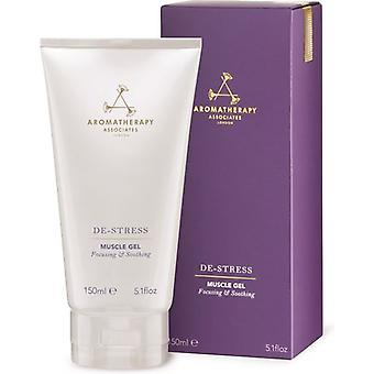 Gel Muscle Aromatherapy Associates De-stress