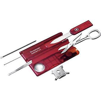Pocket toolkit No. of functions 13 Victorinox SwissCard Lite